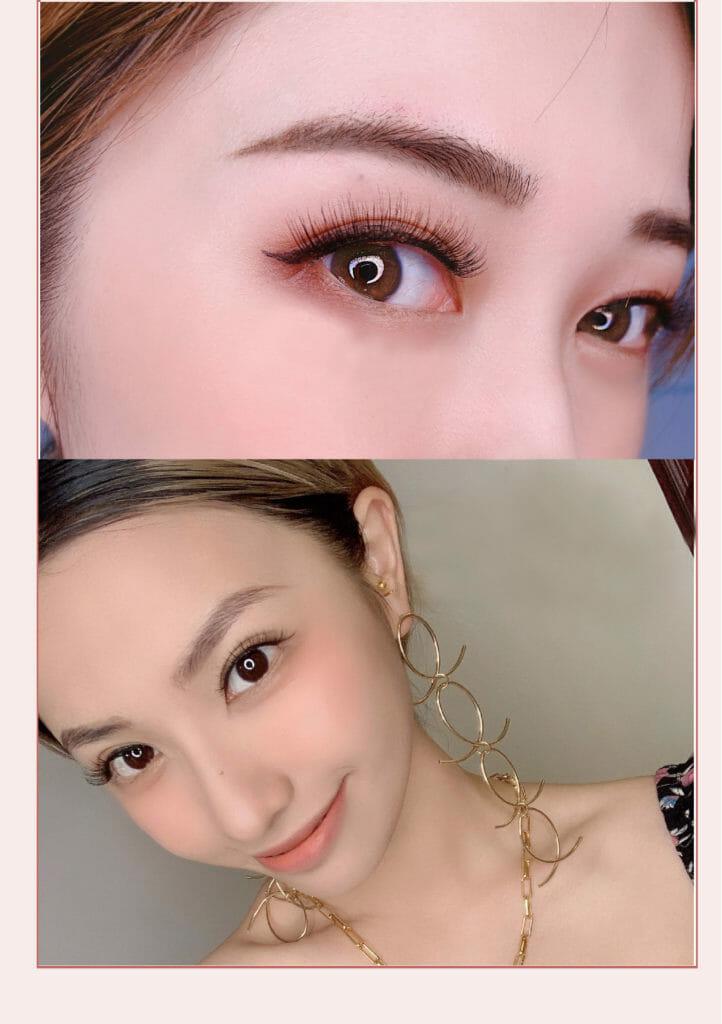 Hepburn's Eye Liner Design Eyelash Series,Hepburn's Eye Liner Design,MLEN,MLEN Magnetic Eyelashes