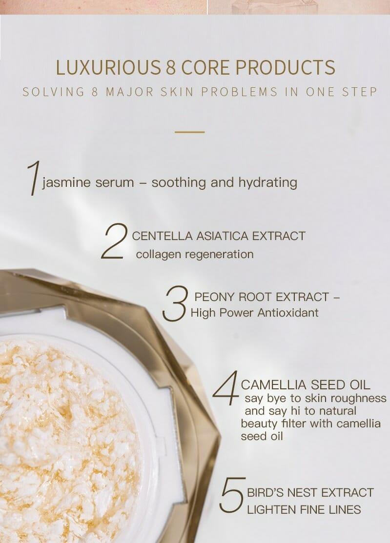 mlen group mlen luxurious beauty cream 15