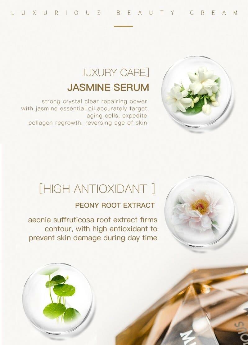 mlen group mlen luxurious beauty cream 9
