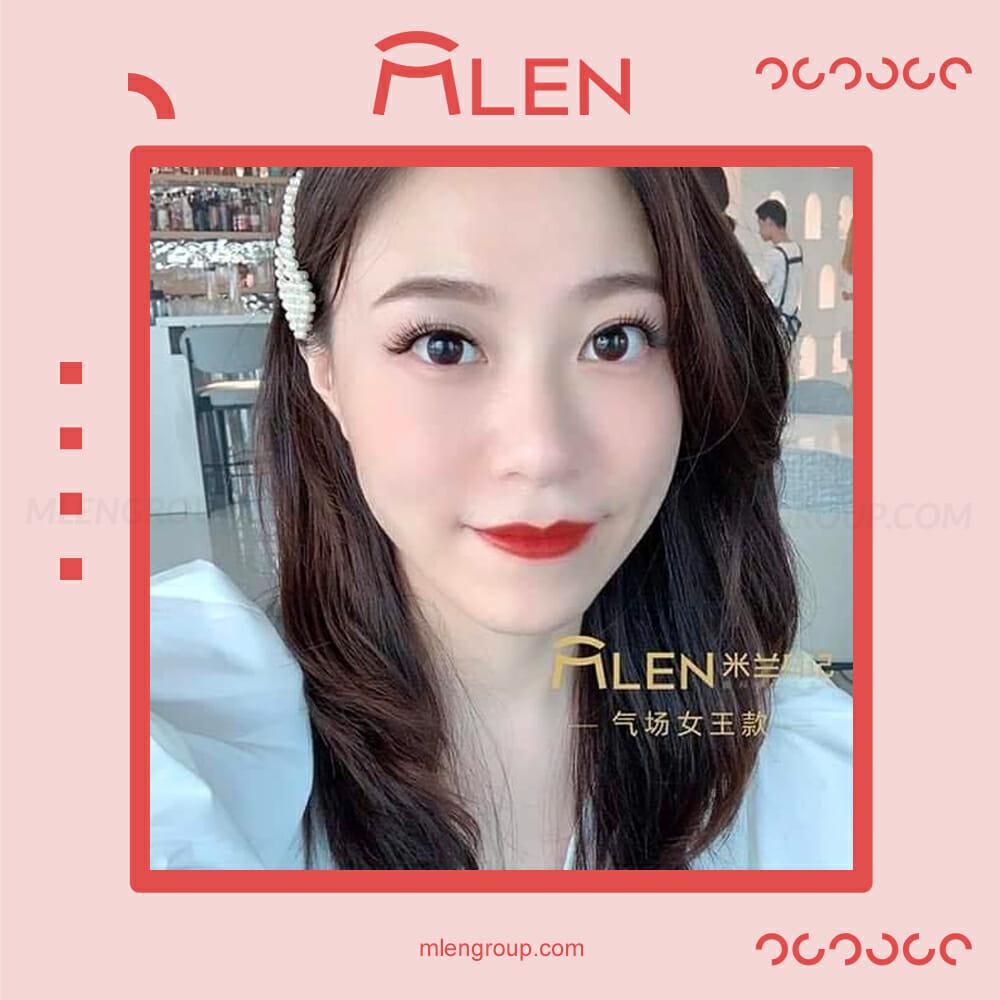 mlen group mlen magnetic eyelashes queen's power 3