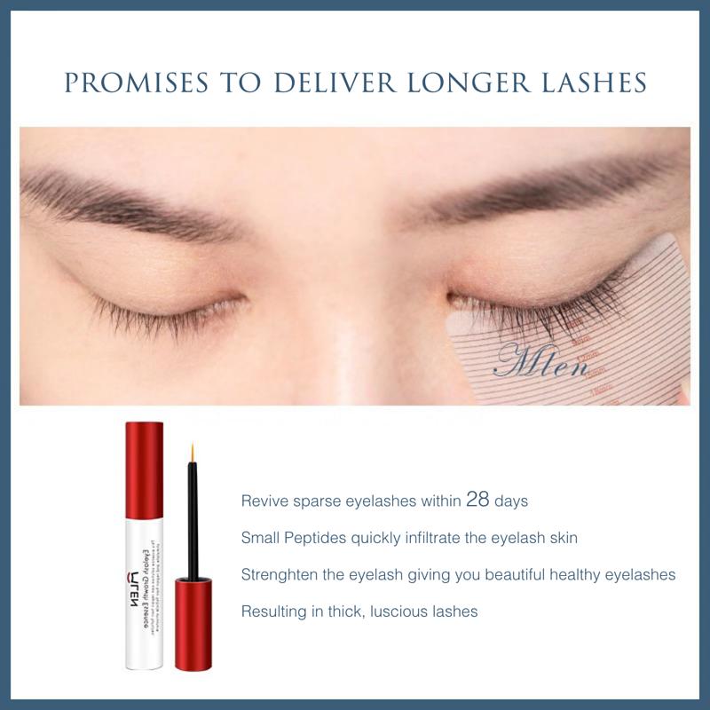mlen group mlen eyelash growth essence 3