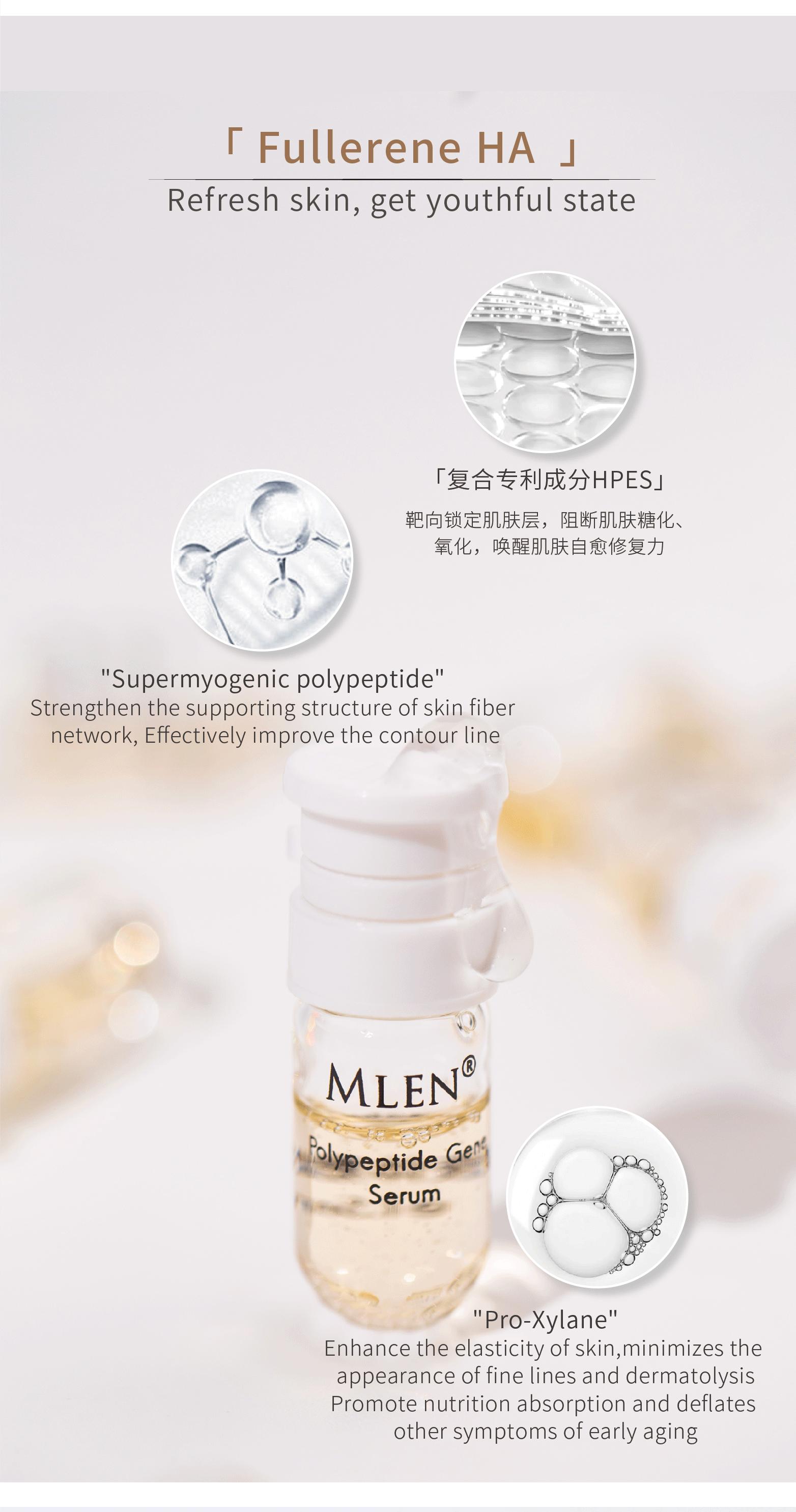 mlen group mlen exclusive set c luxurious beauty cream 10