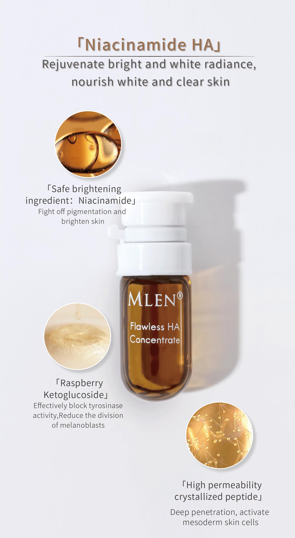 mlen group mlen exclusive set c luxurious beauty cream 11
